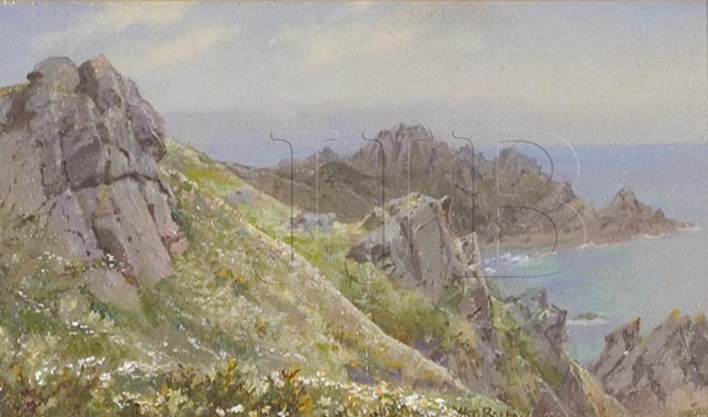 William T. Richards  - Moye Point Guernsey