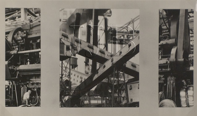 Charles Sheeler - (M.A.P.P.) Ford River Road Plant(Set of 8)(Large)