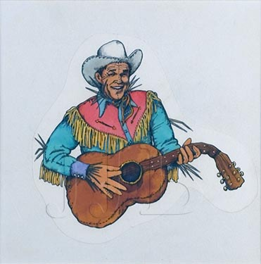 Dave Kleman - Roy Rogers(Large)