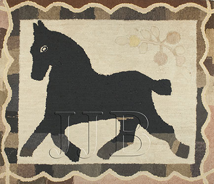 Unknown - Pony Tapestry(Large)