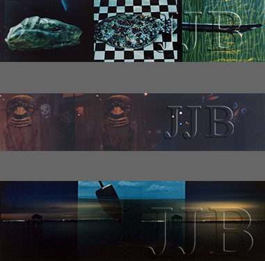 Jacqueline Hayden - Set fo 3 Chromogenic Prints(Large)